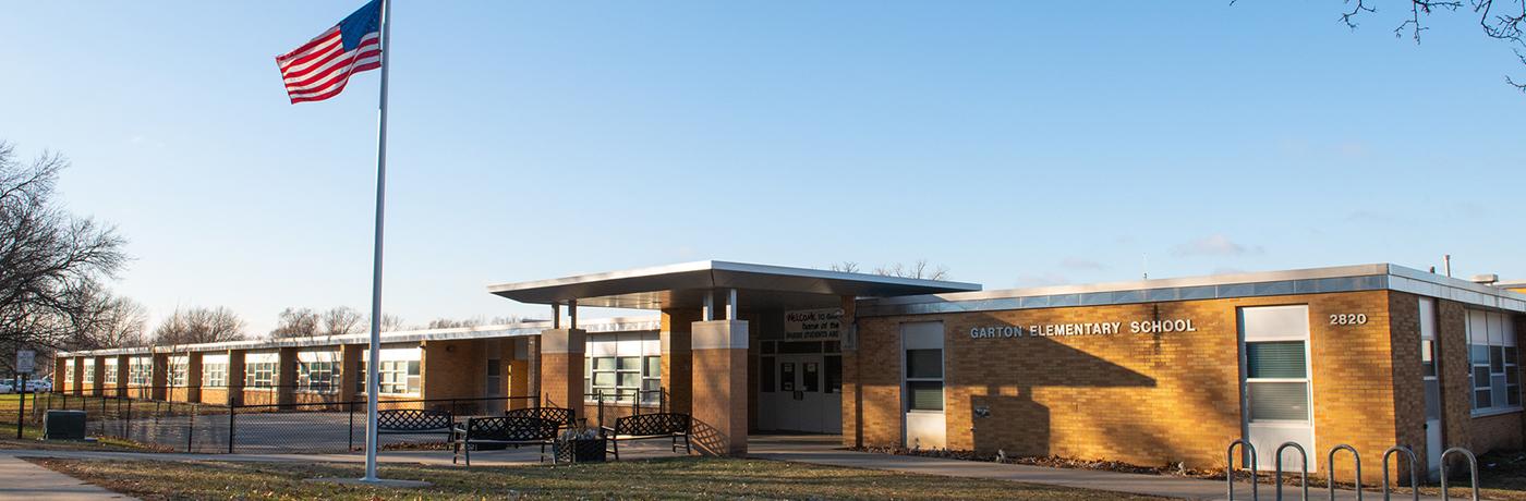 Garton Elementary School Building