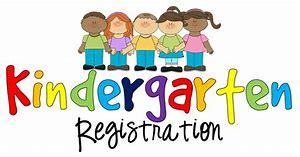 Kindergarten Signup for 2019-2020